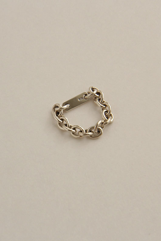CHAIN RING(SILVER925)