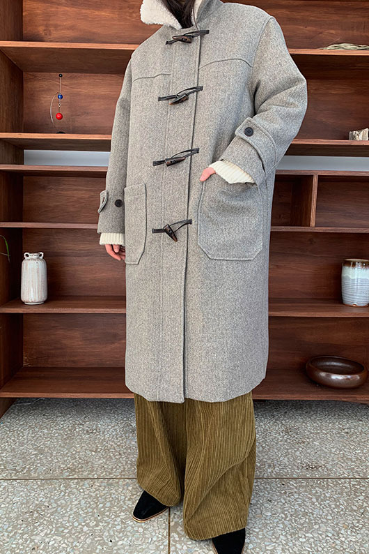 MARI LONG COAT