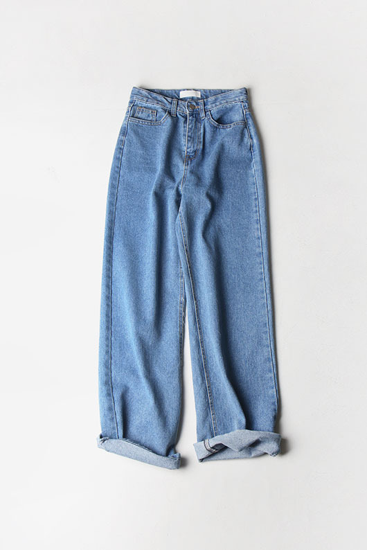 2020 S/S STRAIGHT DENIM