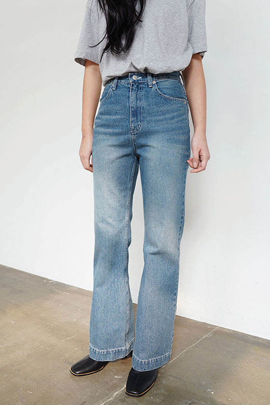 2020 S/S STELLA LONG DENIM
