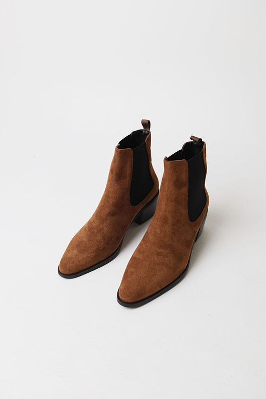 CYNICAL CHELSEA BOOTS