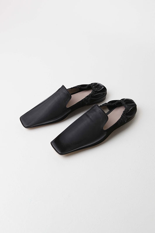 COOL ENAMEL LOAFER