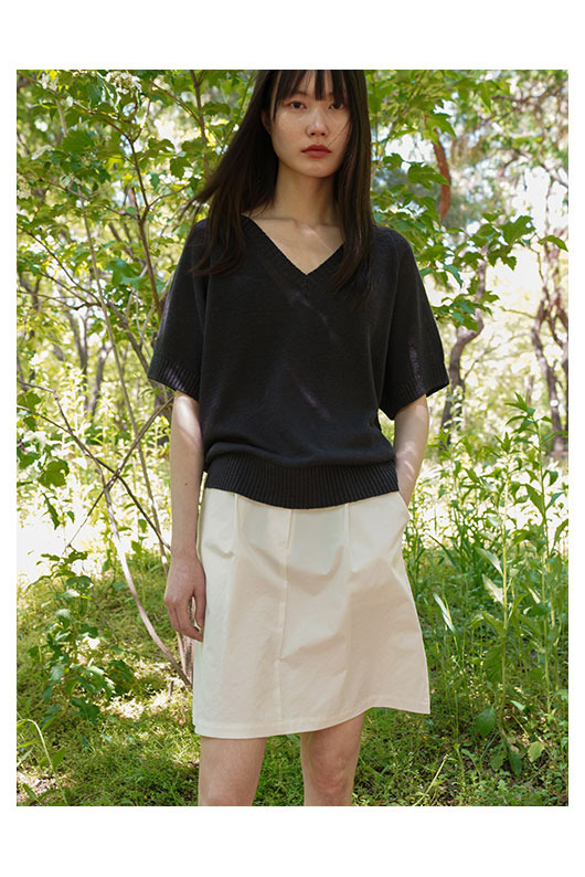 Film of May cotton skirt