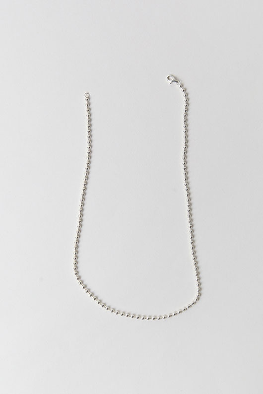 POINT SILVER NECKLACE (SILVER 925)