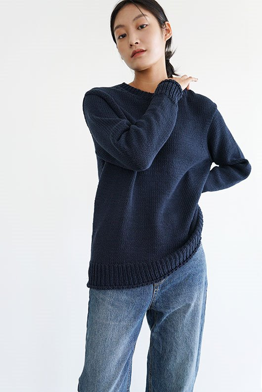 HIGH QUALITY AUTUMN KNIT (4 COLOR)
