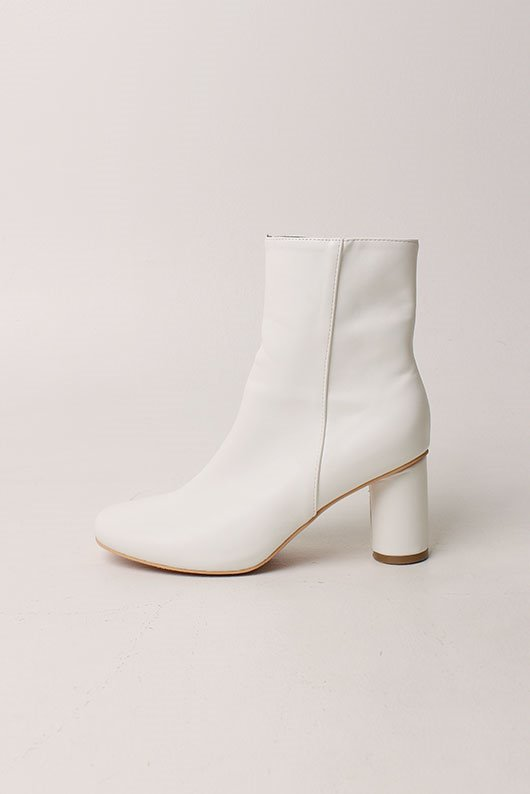 MOOD ANKLE BOOTS (2 COLOR)