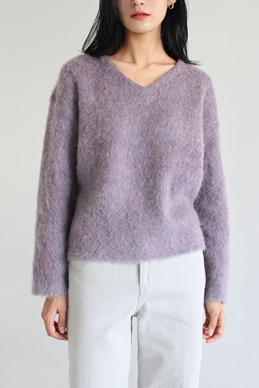 WHOLE GARMENT CANDY KNIT (3 COLOR)(12월 초 입고예정)
