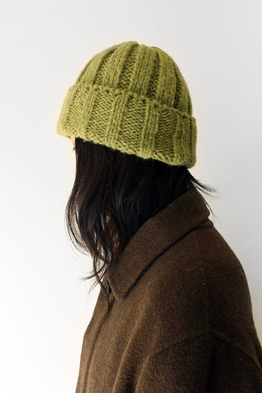 ALPACA COLOR BEANIE (7 COLOR)