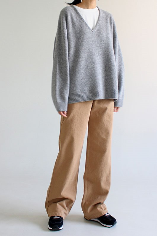 LONG COTTON COLOR PANTS (3 COLOR)