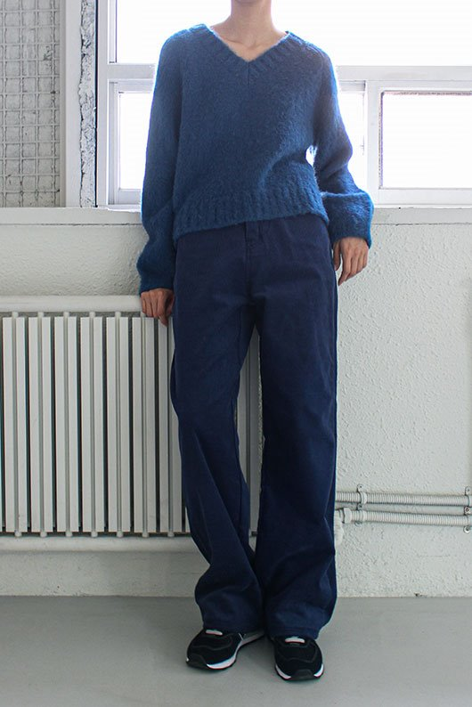 CORDUROY LOOSE FIT PANTS (2 COLOR)(12월 초 입고예정)