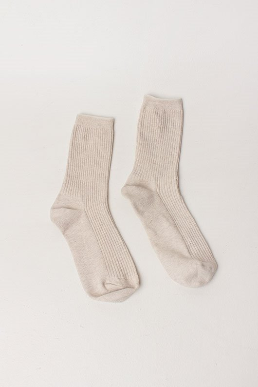 BASIC WOOL SOCKS (7 COLOR)