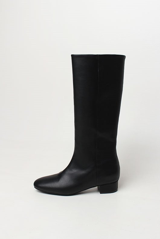 COLOR MIDDLE BOOTS (3 COLOR)