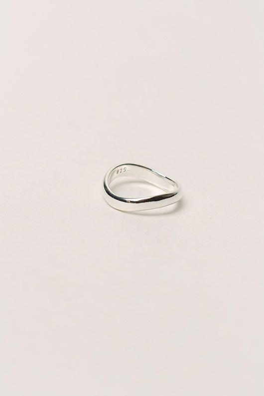 WAVE RING (925 SILVER)