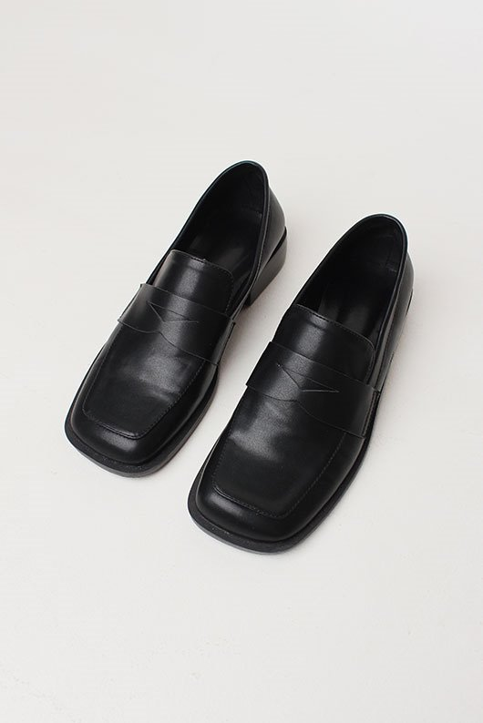 COMFY SQUARE LOAFER (3 COLOR)