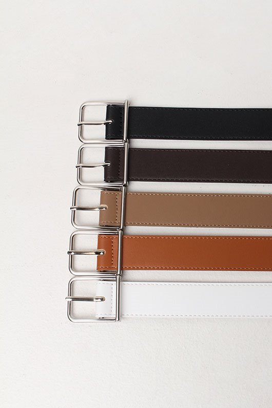 SQUARE DAILY BELT (5 COLOR)